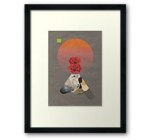 This is what #10 Framed Print