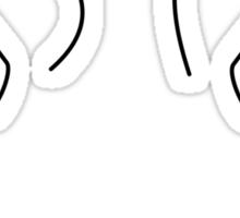 Charizard's face Sticker