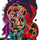 Rainbow Jesus by Joshua Bell