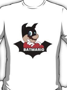 BATMARIO - Batman Mario Mashup T-Shirt