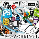 My Working Life by ea-photos