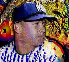 MICKEY MANTLE2 by BOOKMAKER