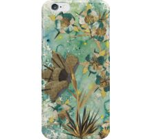 Midnight Magnolias iPhone Case/Skin