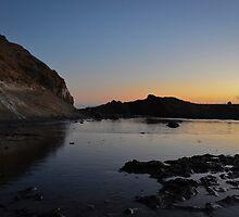 Flat Rock Corner Dark by VincenzoL