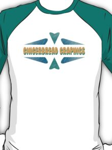 Gingerbread Graphics T-Shirt