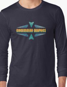 Gingerbread Graphics Long Sleeve T-Shirt