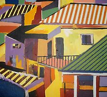 O Telhado by Serenmoran