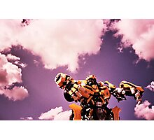 robots in the skies Photographic Print
