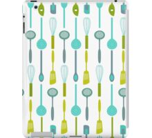 AFE Kitchen Utensils Pattern iPad Case/Skin