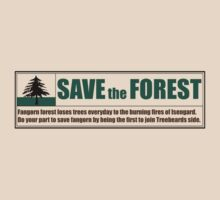 Save Fangorn by Colester