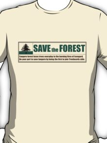 Save Fangorn T-Shirt