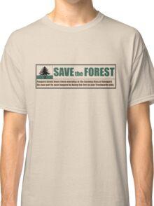 Save Fangorn Classic T-Shirt