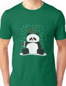 Merry Christmas, Panda! Unisex T-Shirt