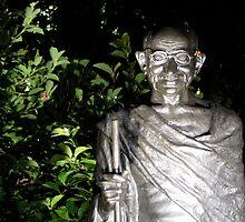 Gandhi by miabelladesign