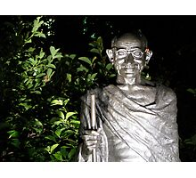 Gandhi Photographic Print