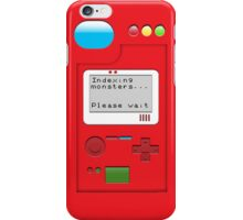 Pokédex- iPhone 4/ 4S/ 3/ 3G iPhone Case/Skin