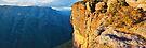 Kanangra Walls, Kanangra-Boyd National Park, New South Wales, Australia by Michael Boniwell