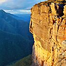 Kanangra Walls, Kanangra-Boyd National Park, New South Wales, Australia by Michael Boniwell