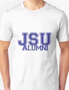 JSU Alumni (blue) Unisex T-Shirt