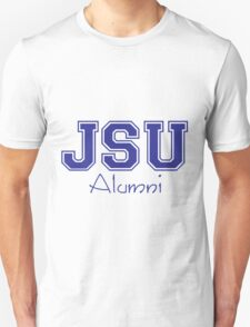 JSU Alumni #2 (blue) Unisex T-Shirt