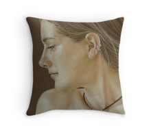 Jessie Sketch Throw Pillow