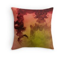 My Killbot is Bigger Than Your Killbot Throw Pillow