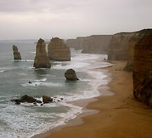 Winter at the Apostles by dher5