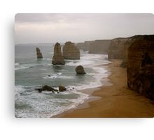 Winter at the Apostles Canvas Print
