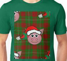 christmas pig Unisex T-Shirt