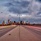 Denver Cityscape by Adam Northam