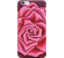 Pink Rose iPhone Case/Skin