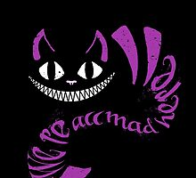 We're All Mad Here  by OddFiction