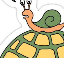 Slow down dude!!! Sticker
