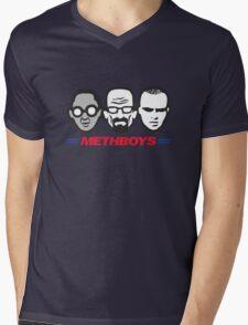 MethBoys- Breaking Bad Shirt Mens V-Neck T-Shirt