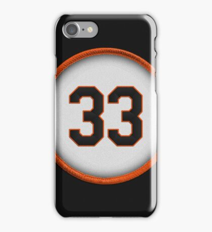 33 - Steady Eddie (alt version) iPhone Case/Skin