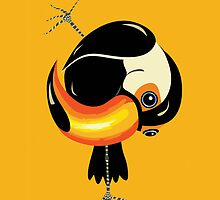 Flexible Toucan by LittleTopper