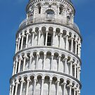 Leaning Tower in Pisa by kirilart