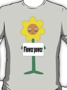 bad ass flower  T-Shirt