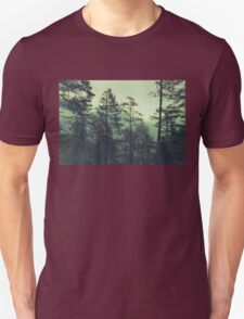 the wind was the only sound Unisex T-Shirt