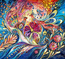 The Flowers of Sea by Elena Kotliarker