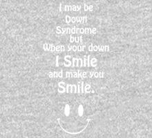 I make you smile One Piece - Long Sleeve