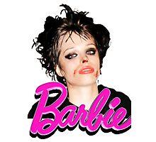 Glass Barbie Photographic Print
