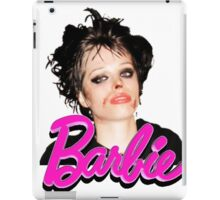 Glass Barbie iPad Case/Skin