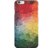 Rainbow Fragments - acrylic smash iPhone Case/Skin