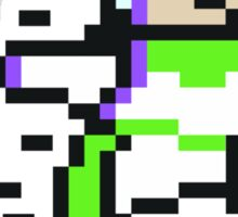 To 16Bit and Beyond Sticker