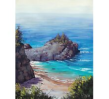 Big Sur Coastline Photographic Print