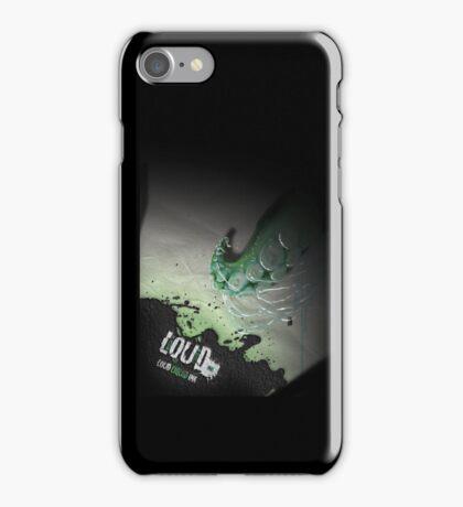 Tentacle attack iPhone Case/Skin