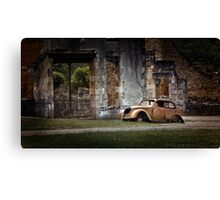 Oradour-sur-Glane Canvas Print