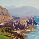 Big Sur Beach by Graham Gercken