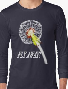 FLY AWAY WITH TEXT   TEE SHIRT/BABY GROW T-Shirt